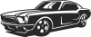 Car lovers - For Laser Cut DXF CDR SVG Files - free download