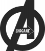 Endgame Logo - DXF SVG CDR Cut File, ready to cut for laser Router plasma