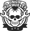 Iron worker - DXF SVG CDR Cut File, ready to cut for laser Router plasma