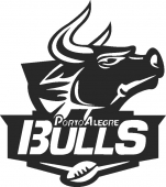 Bulls Logo - For Laser Cut DXF CDR SVG Files - free download