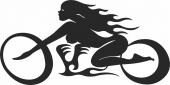 Grades Woman - For Laser Cut DXF CDR SVG Files - free download