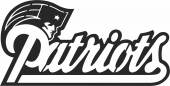 New england patriots nfl american football - For Laser Cut DXF CDR SVG Files - free download