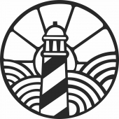 Light house maritime clipart - For Laser Cut DXF CDR SVG Files - free download