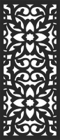 Decorative Panel For Laser Cut DXF CDR SVG Files - free download