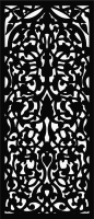 awesome door design  , Seamless Classic Pattern DXF SVG CDR Files