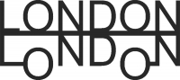 LONDON CAR - DXF CNC dxf for Plasma Laser Waterjet Plotter Router Cut Ready Vector CNC file