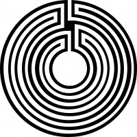 Awesome Maze  - For Laser Cut DXF CDR SVG Files - free download