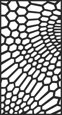 Branche Decorative Panel For Laser Cut DXF CDR SVG Files - free download