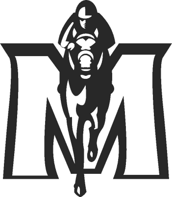 Murray-state logo - DXF CNC dxf for Plasma Laser Waterjet Plotter Router Cut Ready Vector CNC file